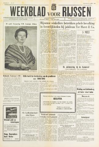 Weekblad voor Rijssen 1960-04-29