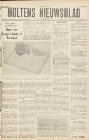Holtens Nieuwsblad 1956-04-28