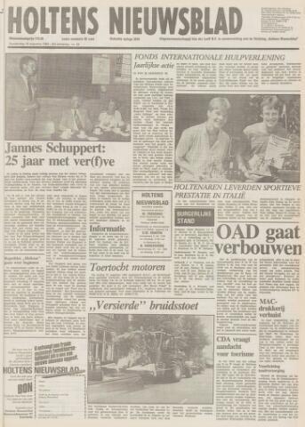 Holtens Nieuwsblad 1983-08-18