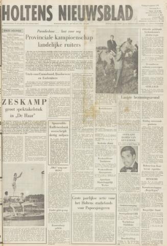 Holtens Nieuwsblad 1971-08-06