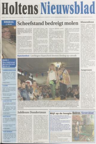 Holtens Nieuwsblad 2009-03-31