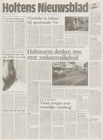 Holtens Nieuwsblad 1996-01-18