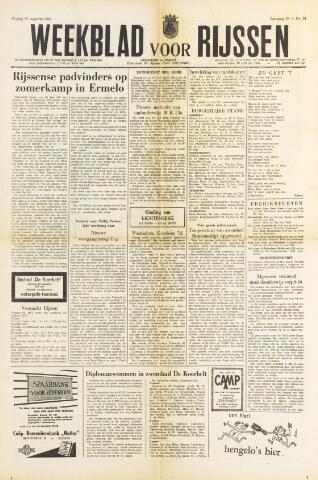 Weekblad voor Rijssen 1961-08-25