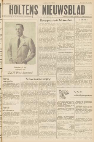 Holtens Nieuwsblad 1957-06-29