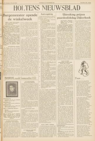 Holtens Nieuwsblad 1957-11-30