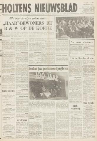 Holtens Nieuwsblad 1974-01-25
