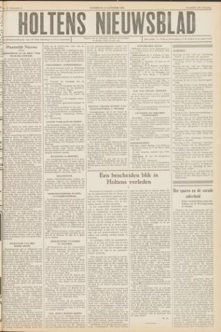 Holtens Nieuwsblad 1952-10-25