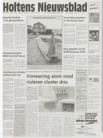 Holtens Nieuwsblad 2000-01-06