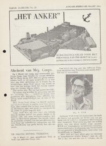 Het Anker 1954-01-01