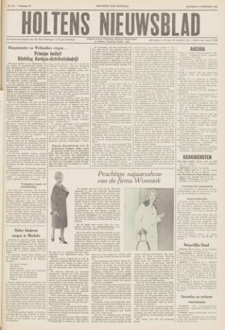 Holtens Nieuwsblad 1960-10-08