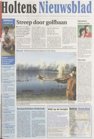 Holtens Nieuwsblad 2008-12-02