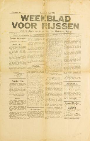 Weekblad voor Rijssen 1920-06-05