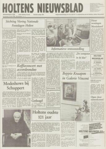 Holtens Nieuwsblad 1984-03-15