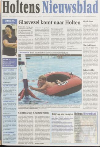 Holtens Nieuwsblad 2008-08-26