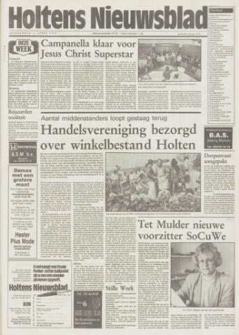 Holtens Nieuwsblad 1993-04-01