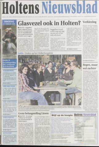 Holtens Nieuwsblad 2008-02-19