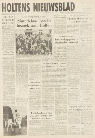 Holtens Nieuwsblad 1968-11-30