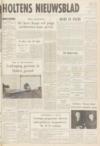 Holtens Nieuwsblad 1970-05-29
