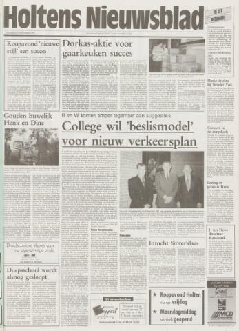 Holtens Nieuwsblad 1995-11-09