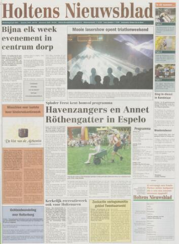 Holtens Nieuwsblad 2004-07-08