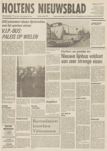 Holtens Nieuwsblad 1980-02-01