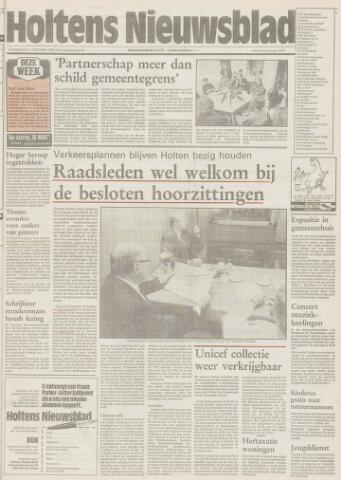 Holtens Nieuwsblad 1991-10-03