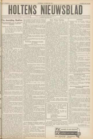 Holtens Nieuwsblad 1951-02-10