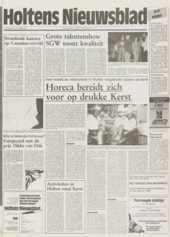 Holtens Nieuwsblad 1995-12-21
