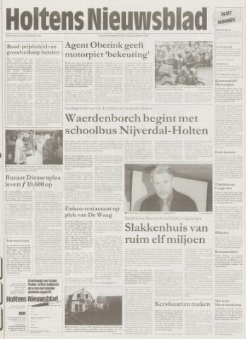 Holtens Nieuwsblad 1996-11-28