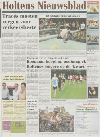 Holtens Nieuwsblad 2005-07-14