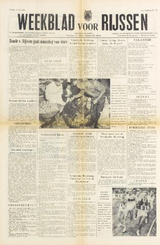Weekblad voor Rijssen 1963-07-19