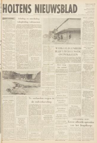 Holtens Nieuwsblad 1969-11-14