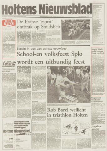 Holtens Nieuwsblad 1988-08-18