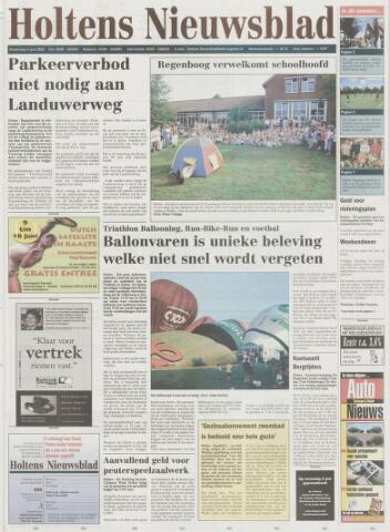 Holtens Nieuwsblad 2002-06-06
