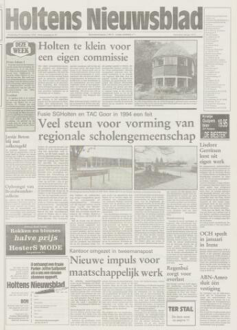Holtens Nieuwsblad 1992-11-19