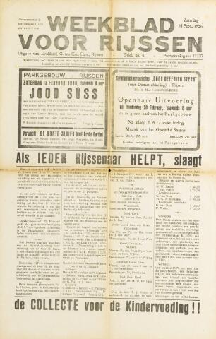 Weekblad voor Rijssen 1936-02-15