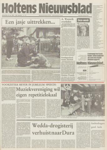 Holtens Nieuwsblad 1985-05-30
