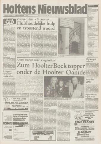 Holtens Nieuwsblad 1993-09-02