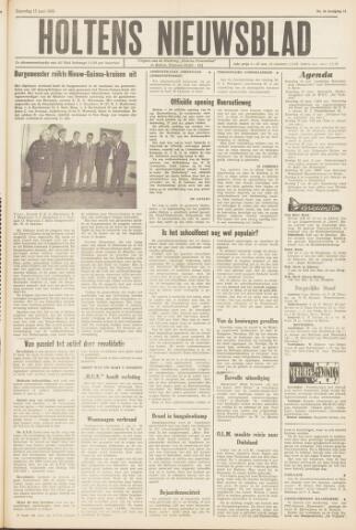 Holtens Nieuwsblad 1963-06-15