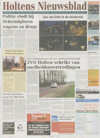 Holtens Nieuwsblad 2005-12-22
