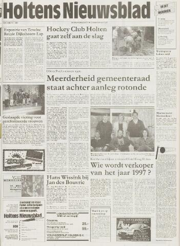 Holtens Nieuwsblad 1997-05-01
