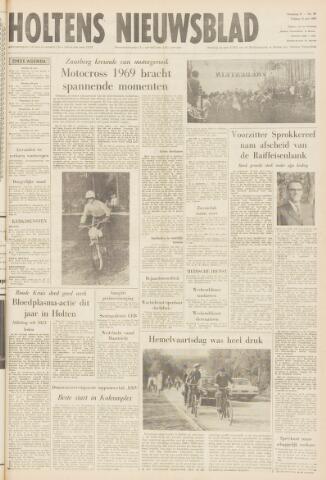 Holtens Nieuwsblad 1969-05-16