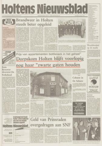 Holtens Nieuwsblad 1990-01-18