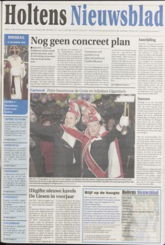 Holtens Nieuwsblad 2008-11-18