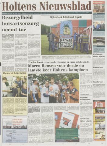 Holtens Nieuwsblad 2002-07-04