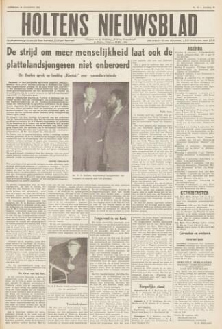 Holtens Nieuwsblad 1961-08-26