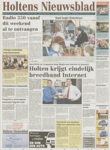 Holtens Nieuwsblad 2002-11-28