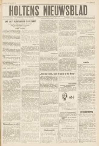 Holtens Nieuwsblad 1961-10-28