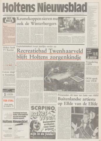 Holtens Nieuwsblad 1992-11-05