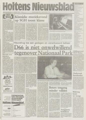 Holtens Nieuwsblad 1994-02-17